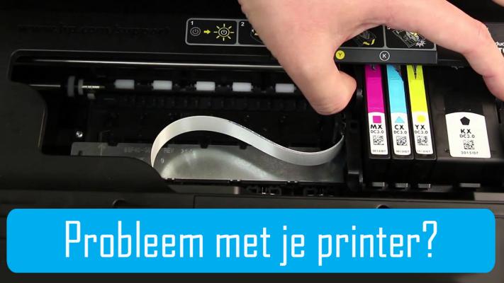 printer-problemen
