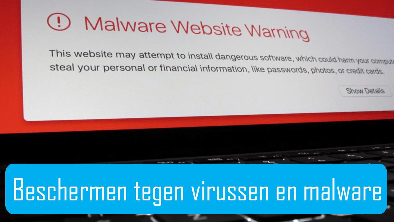 beschermen-tegen-computer-virus-malware