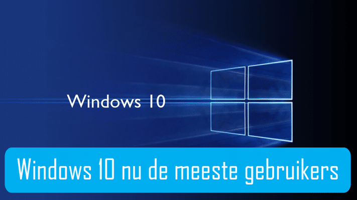 windows-10-meeste-gebruikers